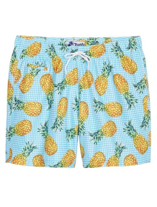 Men's Sano Short Printed - Gingham Pineapple