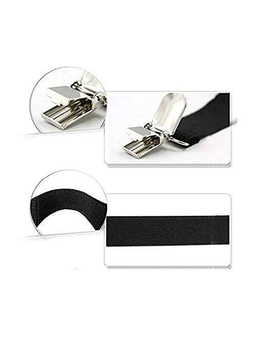 My Hero A-CA-demia Fire Boys/Girls Adjustable Polka Dot Y-Back Suspender & Bowtie Set