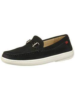 Kids Boys/girls Leather Double Bit Driver Shoe