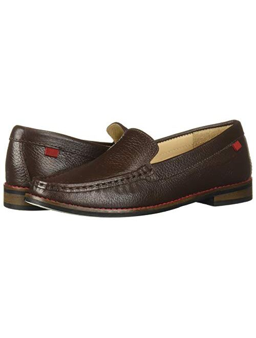 MARC JOSEPH NEW YORK Unisex-Child Kids Boys/Girls Leather Broadway Square Venetian Loafer