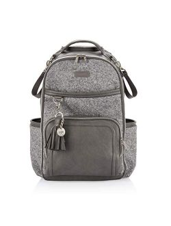 Itzy Ritzy Diaper Bag Backpack – Large Capacity Boss Plus Backpack Diaper Bag