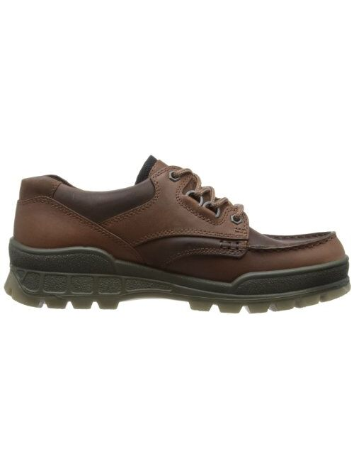 Ecco Men's Track II Low GORE-TEX waterproof outdoor hiking shoe