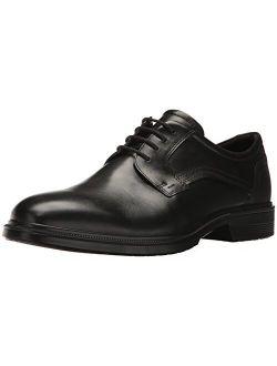Men's Lisbon Plain Toe Tie Oxford