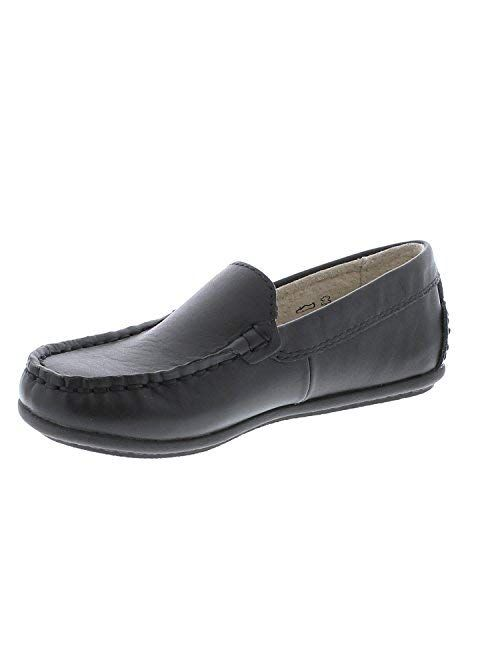 FOOTMATES Brooklyn Slip-On Loafer Black - 9202