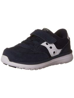 Ucony Girls Baby Jazz Low Top Bungee Fashion Sneaker