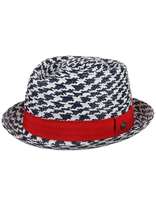 Lierys Twotone Player Hat Viscose Hat Women/Men - Made in Italy