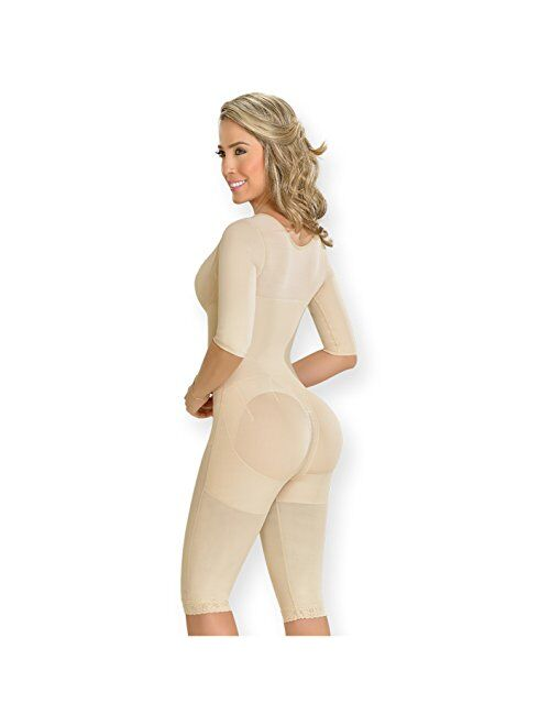 M&D 0161 Fajas Colombianas Post Surgery Compression Garments After Liposuction