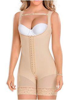 M&D 0065 Fajas Colombianas Reductoras Postparto Post Surgery Compression Garment