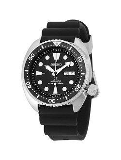 Eiko Srp777 Prospex Automatic Black Rubber Strap Diver's Men's Watch