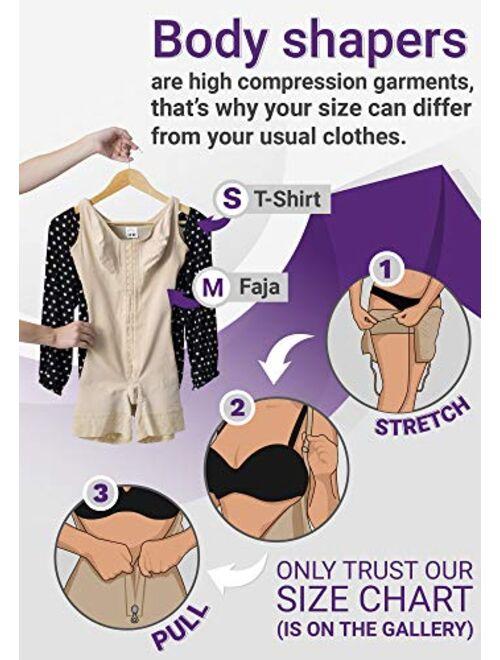 M&D 0029 Fajas Colombianas Moldeadoras Post Surgery BBL Compression Garment