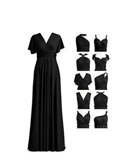 Infinity Dress With Bandeau, Convertible Dress, Bridesmaid Dress