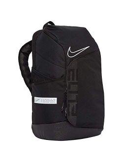 Elite Pro Basketball Backpack Ba6164 One Size (black/black/white)