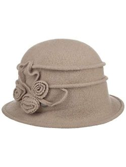 Kapua Milled Wool Hat Women -