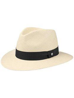 The Sophisticated Panama Hat Women/men - Made In Ecuador