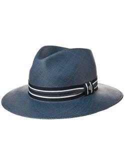 Parletto Stripes Traveller Panama Hat Men - Made In Ecuador