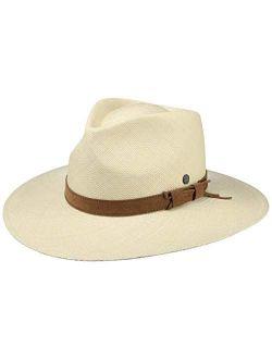 Big Brim Panama Traveller Hat Women/men - Made In Ecuador