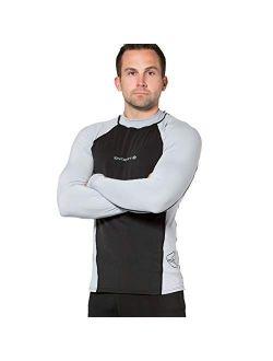 Lavacore LAVASKIN Men's Long Sleeve Shirt Rash Guard