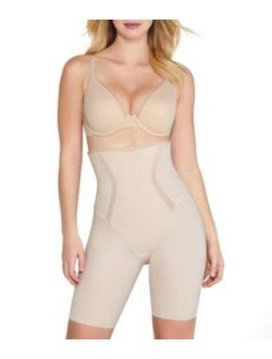 """Maidenform High Waist Thigh Slimmer With Cool Comfortâ""""¢ And Anti-static"""