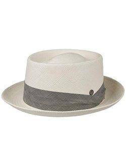 Lenard Pork Pie Panama Hat Men - Made In Ecuador