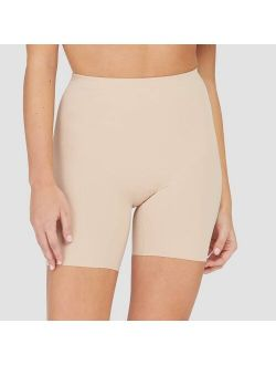 S By Spanx Women's Thintuition Shaping Mid-thigh Slimmer