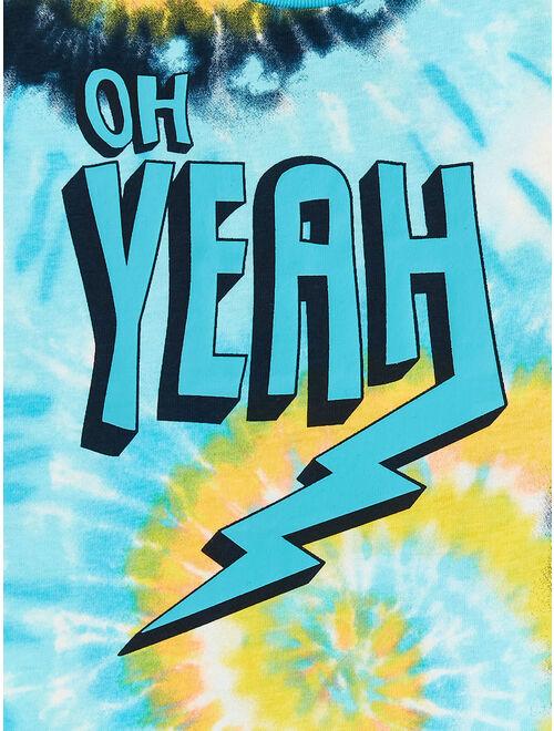 365 Kids From Garanimals Boys Super Chill Kid-Pack, 8-Piece, Sizes 4-10