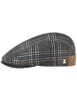 Grindbergh Wool Flat Capgold Men -