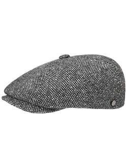 Tweed Flat Cap Women/men | Made In Italy