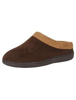 Men's Comfort Memory Foam Slip On Clog House Shoes With Indoor/outdoor Anti-skid Sole