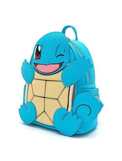 Squirtle Cosplay Mini Backpack