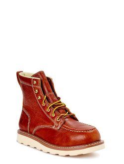Men's Oakridge Steel Moc Toe Boots
