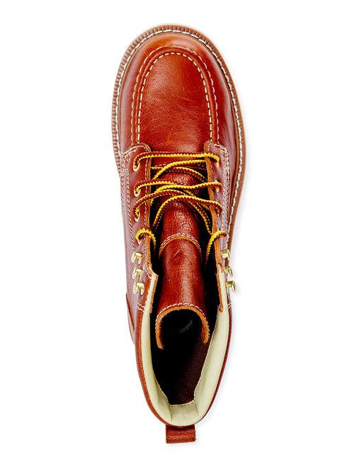 Herman Survivors Men's Oakridge Steel Moc Toe Boots