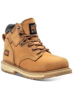 """Men's Pit Boss PRO 6"""" Steel Toe Work Boots"""