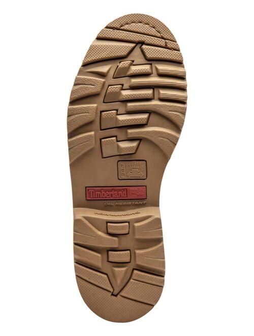 "Timberland Men's Pit Boss PRO 6"" Steel Toe Work Boots"