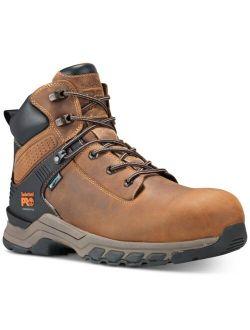 "Hypercharge-Men's 6"" Composite Safety  Steel Toe Waterproof Work Boot"