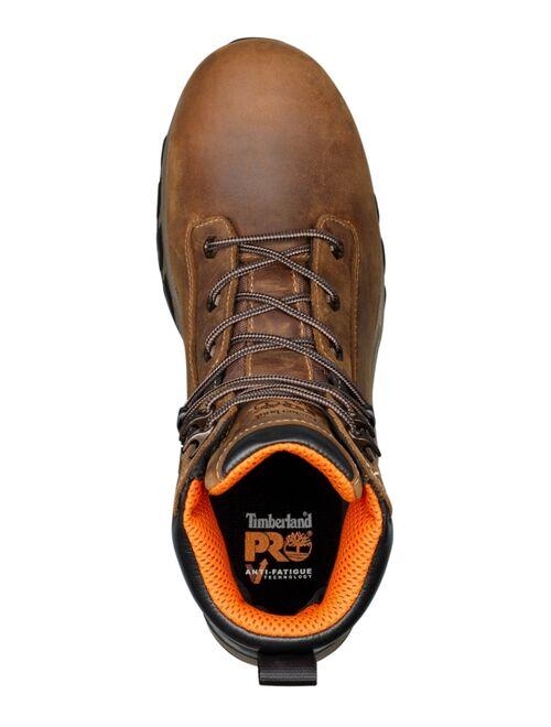 "Timberland Hypercharge-Men's 6"" Composite Safety  Steel Toe Waterproof Work Boot"