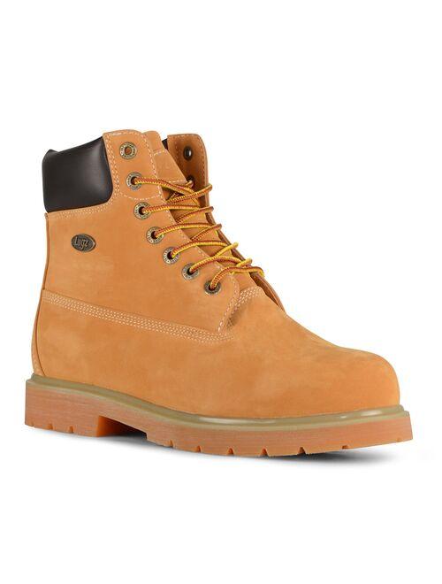 Lugz Drifter Men's Steel Toe Work Boots