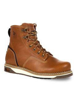 Georgia Boots Amp LT Men's Steel Toe Work Boots