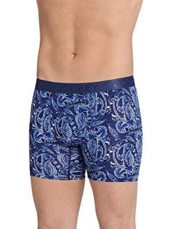 Men's Underwear Lightweight Travel Microfiber Boxer Brief