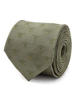 The Child Sage Green Men's Tie