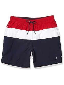 Men's Colorblock Swim Shorts