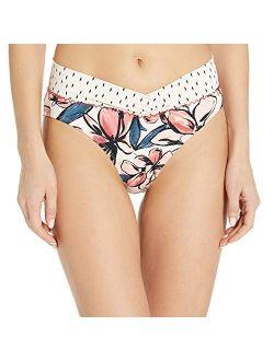 Women's High Waist Banded Bikini Swim Bottom