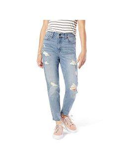 Gold Label Juniors Mom Jeans