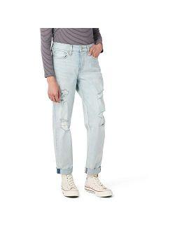 Gold Label Juniors Mid Rise Boyfriend Jeans