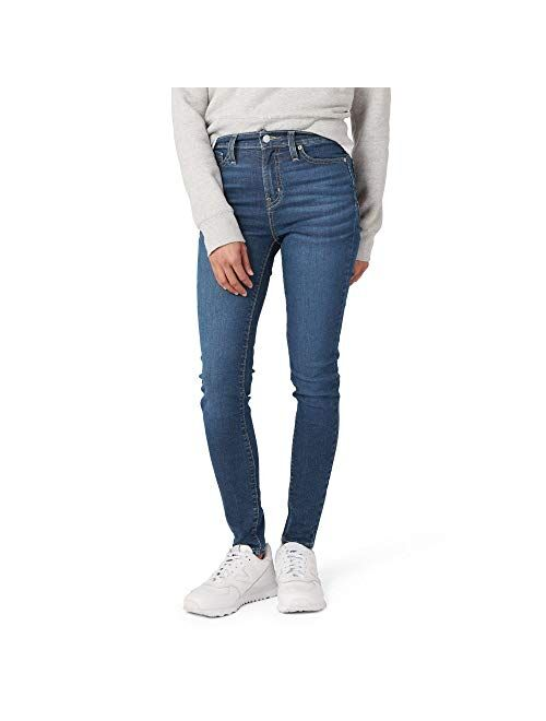 Signature by Levi Strauss & Co. Gold Label Juniors High Rise Jeggings