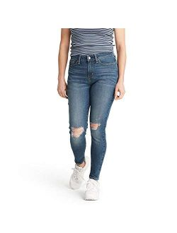 Gold Label Women's Mid Rise Super Skinny Jeans