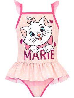 Girls' Aristocats Swimsuit