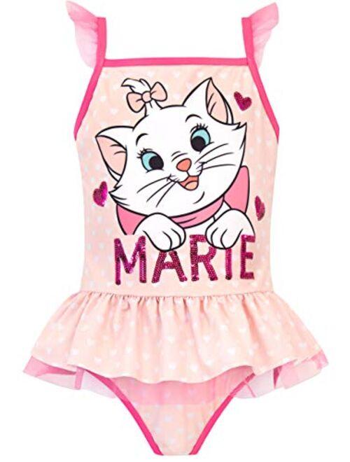 Disney Girls' Aristocats Swimsuit