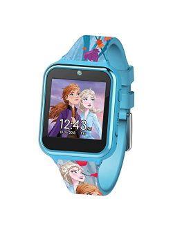 Frozen 2 Touch-screen Smartwatch, Built In Selfie-camera, Easy-to-buckle Strap, Girls Smart Watch - Model: Fzn4587