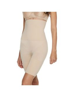 's Red Hot By Spanx® Flat Out Flawless High-waist Mid-thigh Body Shaper Fs4015