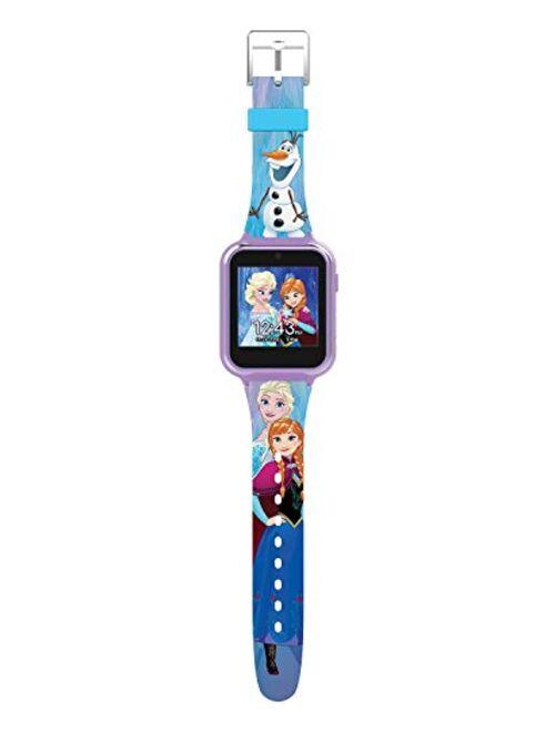 Disney Frozen Touchscreen Interactive Smart Watch (Model: FZN4151AZ)
